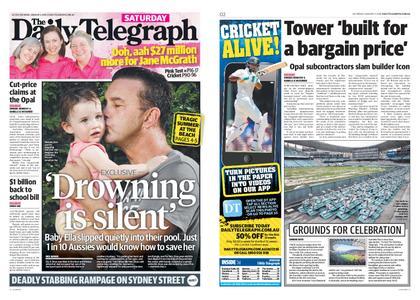 The Daily Telegraph (Sydney) – January 05, 2019