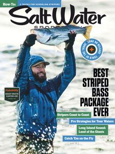 Salt Water Sportsman - April 2019