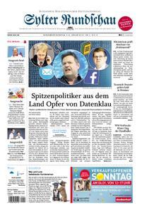 Sylter Rundschau - 05. Januar 2019