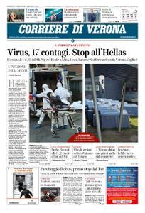 Corriere di Verona – 23 febbraio 2020