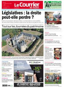 Le Courrier de l'Ouest Saumur – 15 septembre 2020