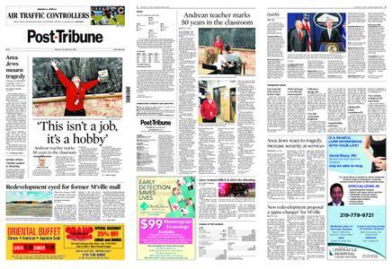 Post-Tribune – October 29, 2018