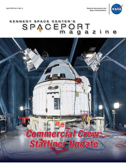Spaceport Magazine - April 2019