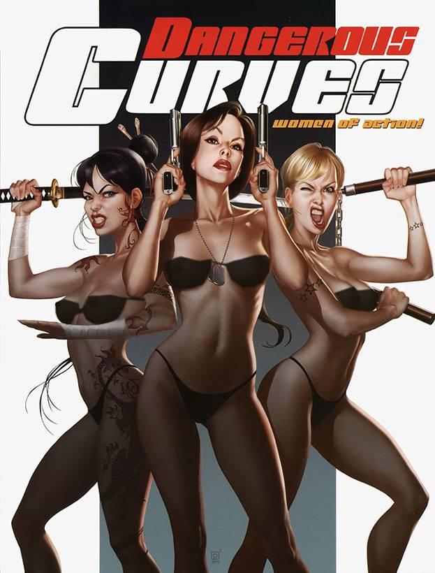 Dangerous Curves - Women Of Action! (2008)