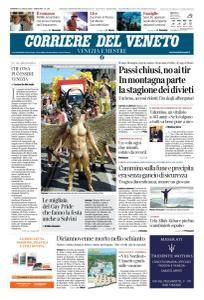 Corriere del Veneto Venezia e Mestre - 1 Luglio 2018