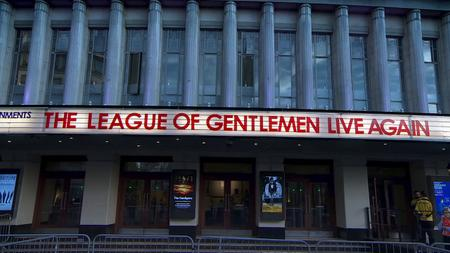 BBC - The League of Gentlemen, Live Again! (2018)