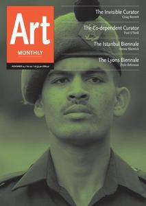 Art Monthly - November 2005   No 291
