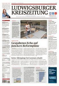 Ludwigsburger Kreiszeitung - 14. September 2017