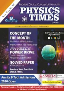 Physics Times - January 2020