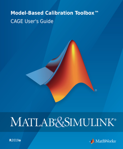 Model-Based Calibration Toolbox CAGE User's Guide