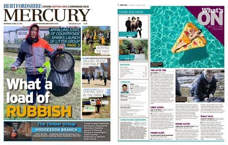 Hertfordshire Mercury – April 22, 2021