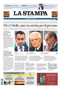 La Stampa Torino Provincia e Canavese - 23 Agosto 2019