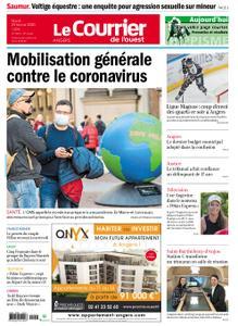 Le Courrier de l'Ouest Angers – 25 février 2020