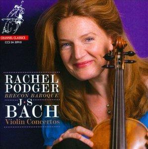 Rachel Podger, Brecon Baroque - J.S. Bach: Violin Concertos (2010) [Official Digital Download 24bit/96kHz]