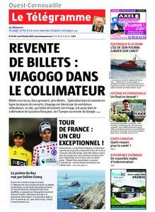 Le Télégramme Ouest Cornouaille – 29 juillet 2019