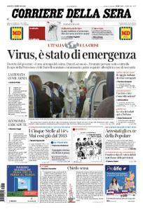 Corriere della Sera – 01 febbraio 2020