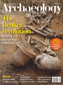 Current Archaeology - Issue 338