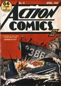 Action Comics 011