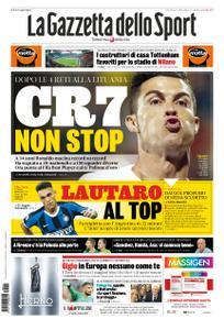 La Gazzetta dello Sport Roma – 12 settembre 2019
