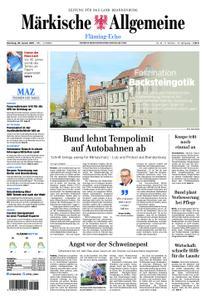 Märkische Allgemeine Fläming Echo - 29. Januar 2019