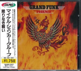Grand Funk - Phoenix (1972) {1997, Japanese Reissue}