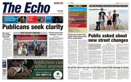 Evening Echo – June 18, 2020