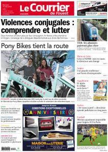Le Courrier de l'Ouest Angers - 14 mars 2018