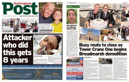 Nottingham Post – September 12, 2019