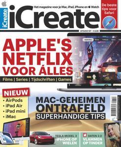 iCreate Netherlands – april 2019