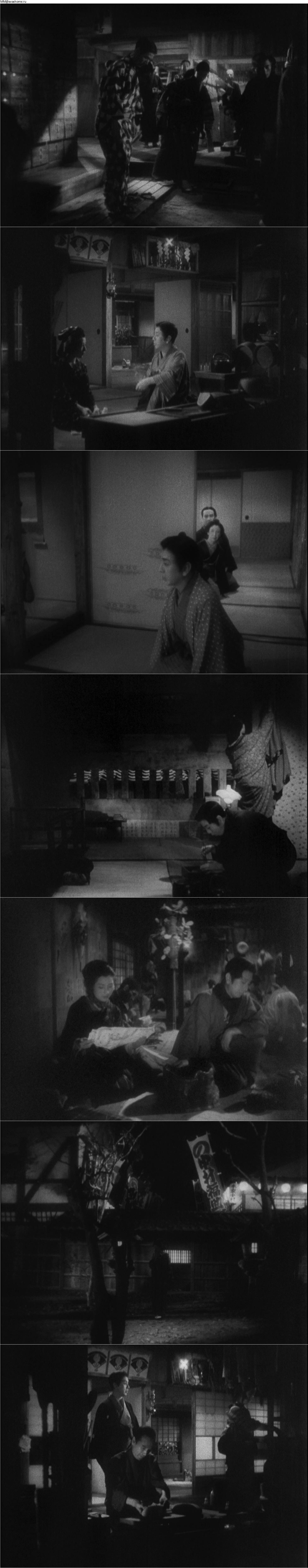 The Story of the Last Chrysanthemum (1939) [The Criterion Collection]