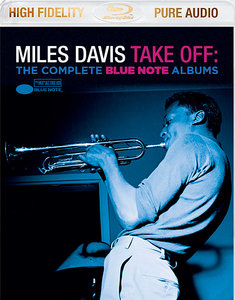 Miles Davis - Take Off: The Complete Blue Note Albums (2014/2015) [BD-Audio Rip 24-bit/96kHz]