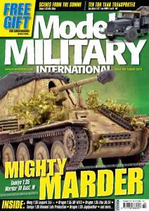 Model Military International - August 2019