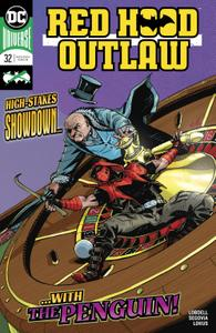 Red Hood-Outlaw 032 2019 2 covers Digital Oracle