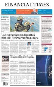 Financial Times UK - June 18, 2020