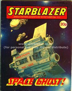 Starblazer 111 - Space Ghost! (1983) (PDFrip