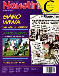 New African - January 1996