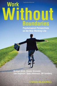 Work Without Boundaries: Psychological Perspectives on the New Working Life (repost)