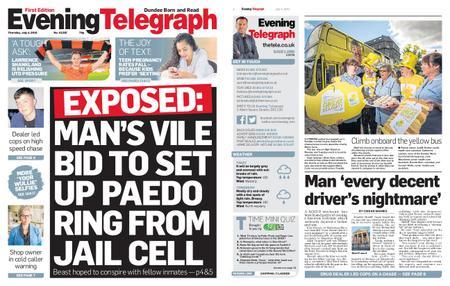 Evening Telegraph First Edition – July 04, 2019