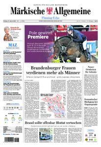 Märkische Allgemeine Fläming Echo - 15. Januar 2018