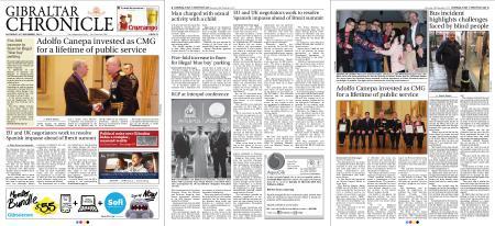 Gibraltar Chronicle – 24 November 2018
