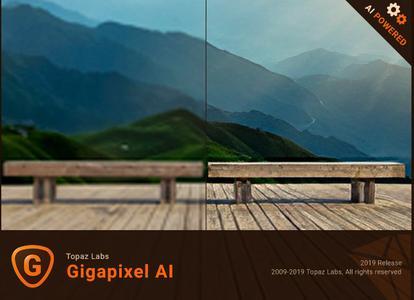 Topaz A.I. Gigapixel 4.0.3t (x64)
