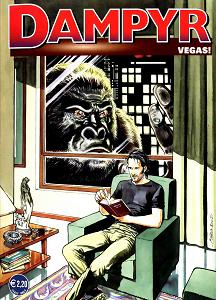 Dampyr - Volume 30 - Vegas!