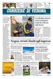 Corriere di Verona – 26 novembre 2020