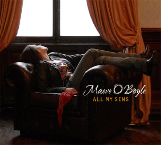 Maeve O'Boyle - All My Sins (2009) [Official Digital Download 24/88]