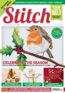 Stitch Magazine - October-November 2020