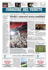 Corriere del Veneto Padova e Rovigo – 31 gennaio 2019