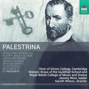 Gareth Wilson, Choir of Girton College, Cambridge - Palestrina: Missa sine nomine a 6 (2019)