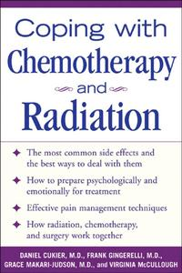 Daniel Cukier, «Coping With Chemotherapy and Radiation Therapy»