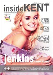 insideKENT Magazine - March/April 2011