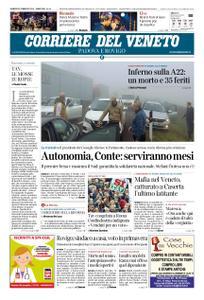 Corriere del Veneto Padova e Rovigo – 22 febbraio 2019